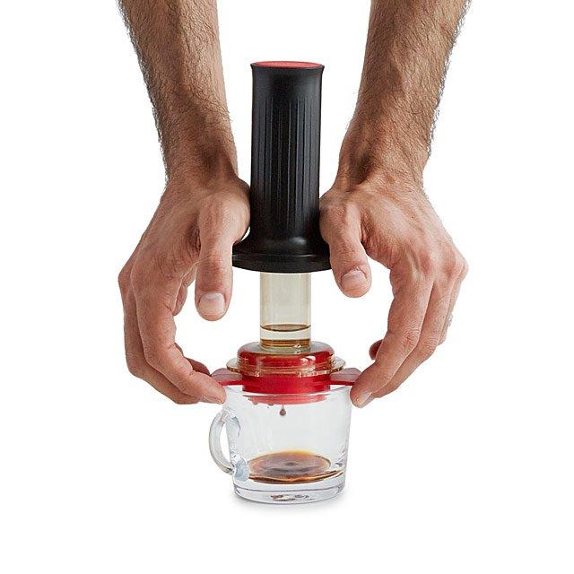 portable on-the-go espresso maker