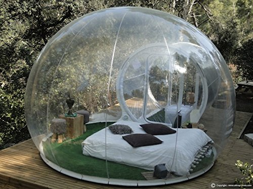 inflatable bubble tent amazon
