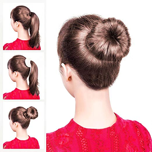 bad haircut how to hide bun maker ring style mudder