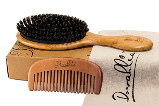 how to grow hair faster hair growth boar bristle brush