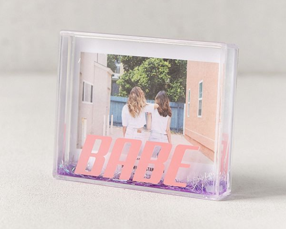 Instax Wide Babe Picture Frame
