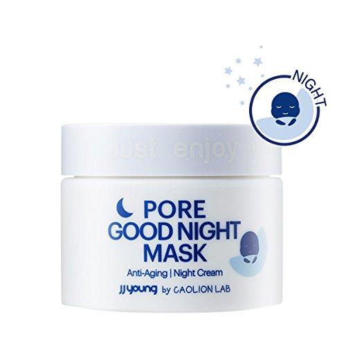 k beauty products best tsa-friendly travel jj young pore good night mask