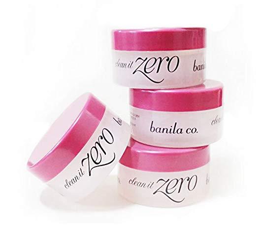 k beauty products best tsa-friendly travel clean it zero banila co. cleanser travel kit