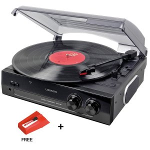Lauson CL502 Turntable, USB Vinyl-To-MP3 Record Player