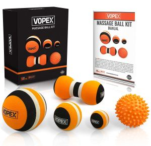 Massage Ball Set for Trigger Point Myofascial Release