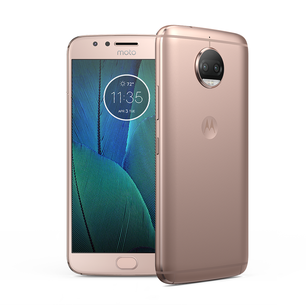 motorola moto g5s plus phone sale rose gold
