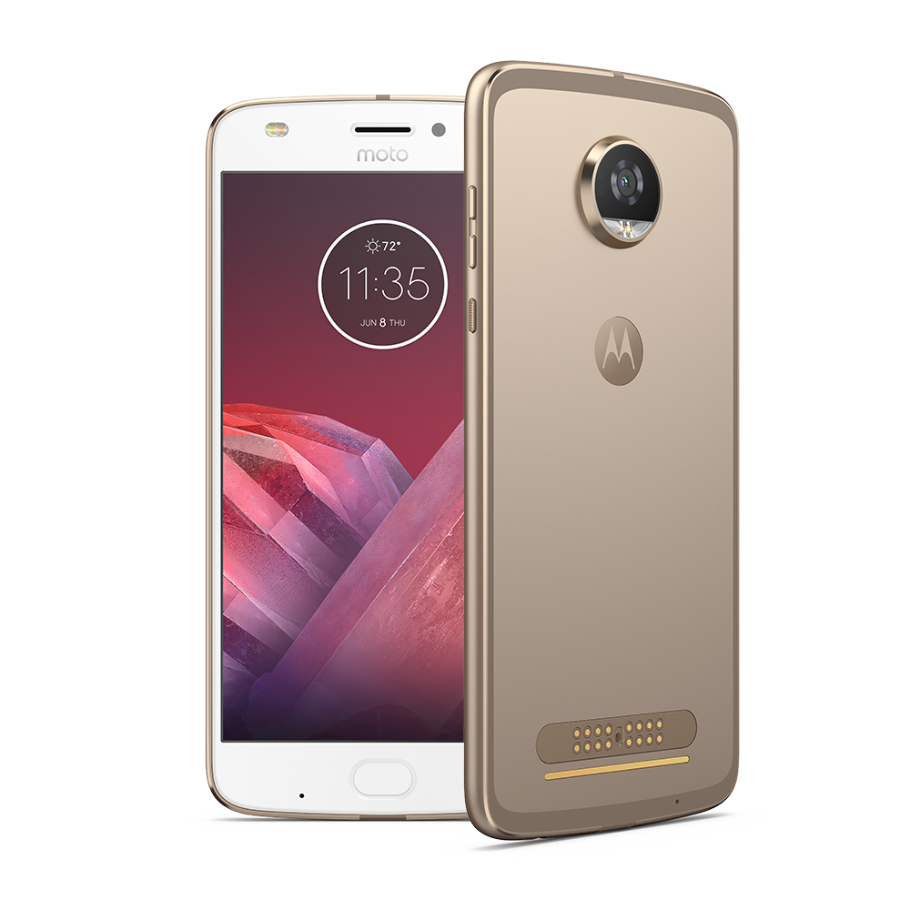 moto z2 play gold phone sale deal