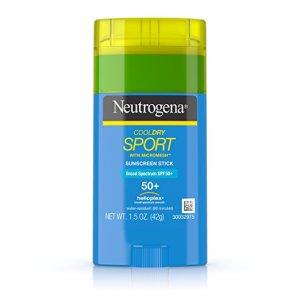 Neutrogena CoolDry Sport Sunscreen Stick