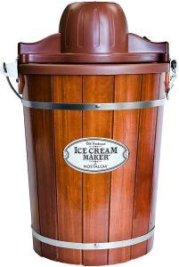 best ice cream maker nostalgia electric bucket