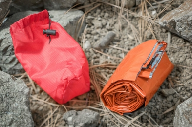 Outdoor Emergency Blankets