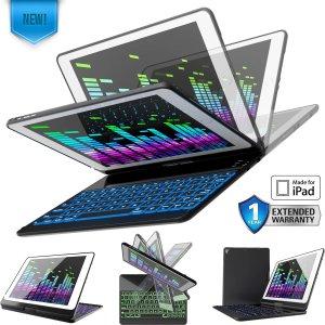 iPad Keyboard Case for iPad 2018