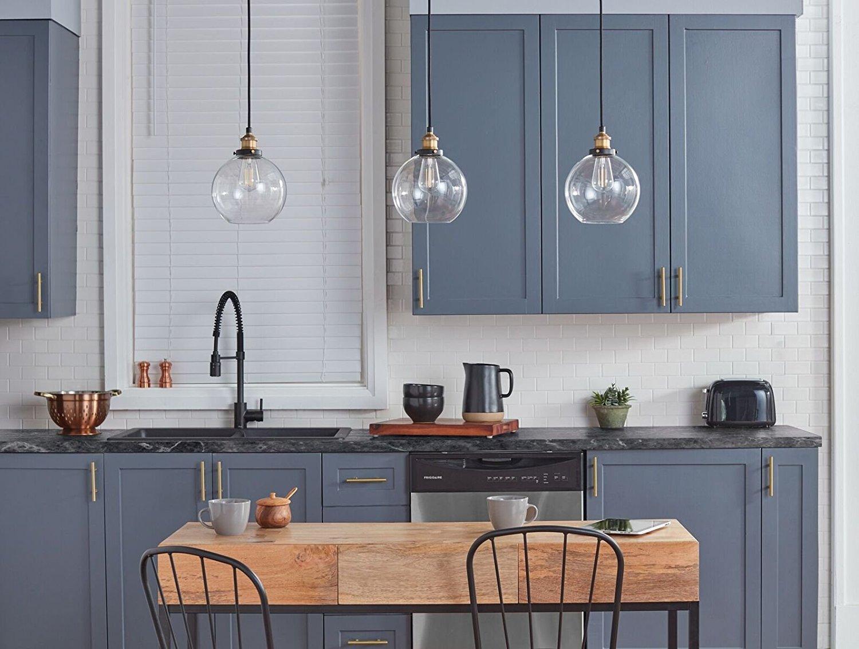 pendant lights kitchen primo industrial