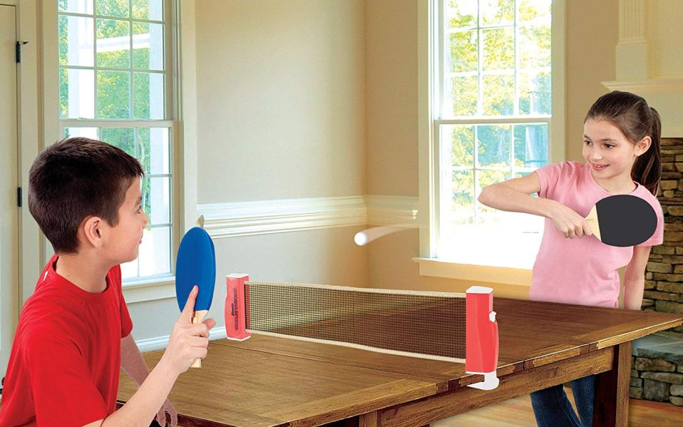 Portable Ping Pong: The 4 Best