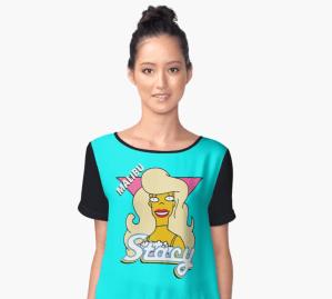 Malibu Stacy shirt