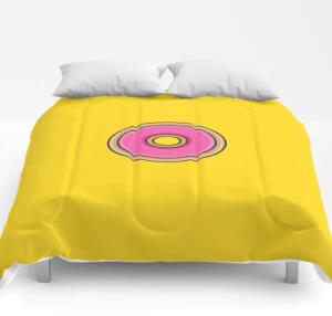 Simpsons Comforter
