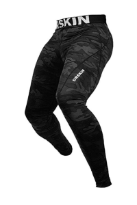 Men's Workout Tights Camo