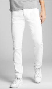 White Jeans Men's GAP