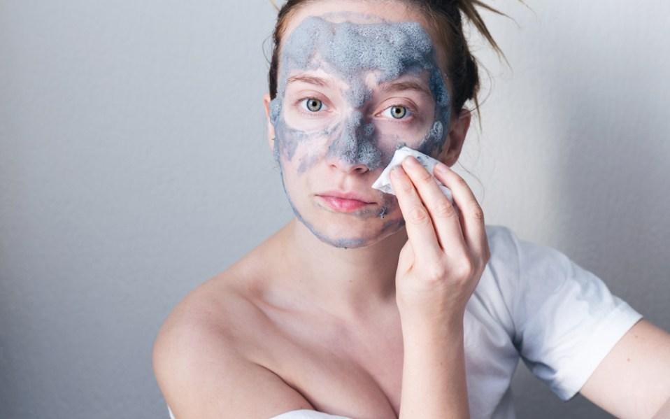 bubble masks beauty