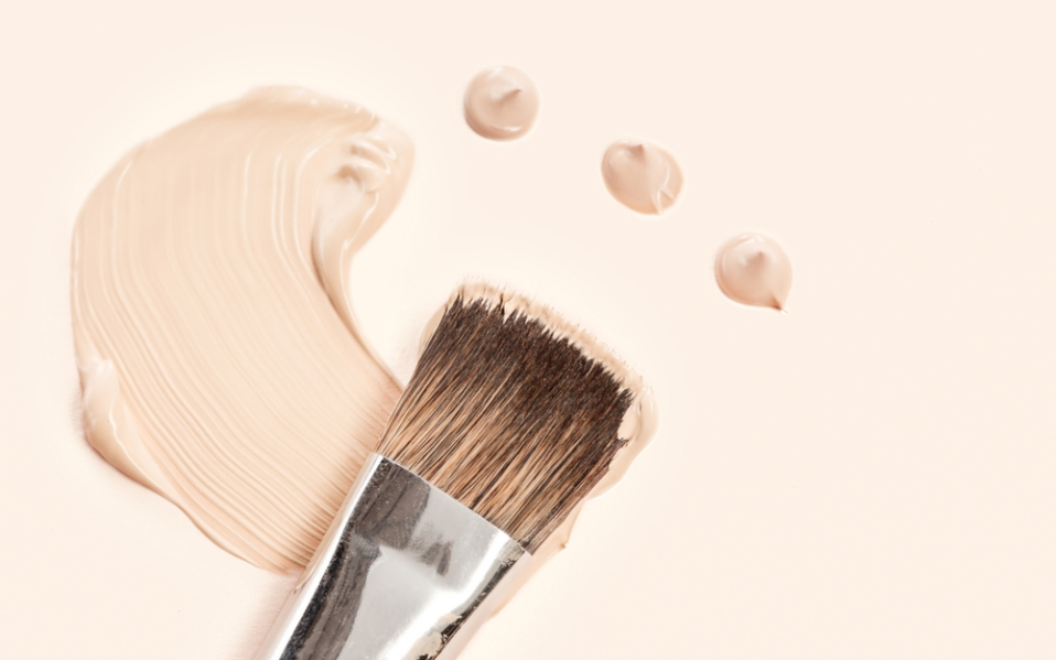 anti-aging foundations