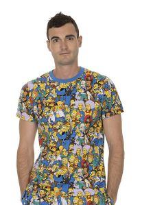 Simpsons shirt