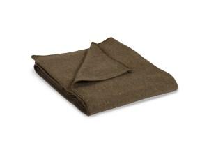 Stansport Wool Blend Camp Blanket
