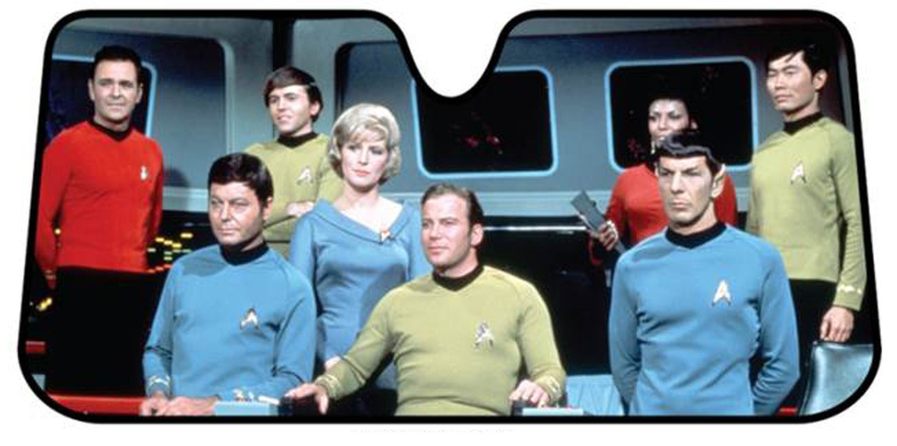 Star Trek Sun Shade