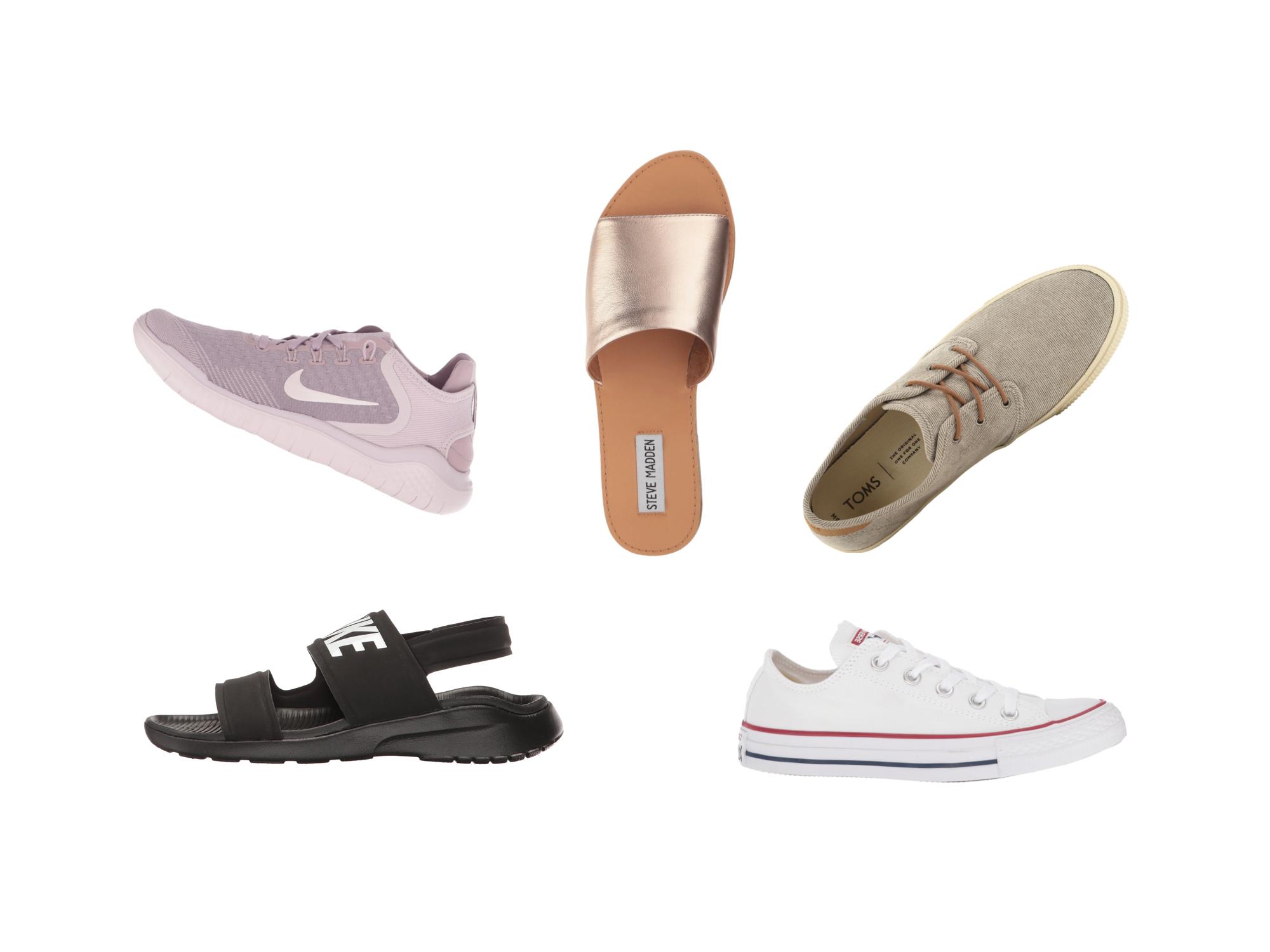 Shoe Trends Summer 2018: Best-Selling