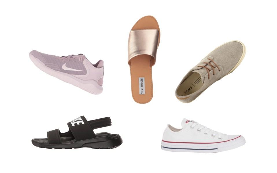 Shoe Trends Summer 2018