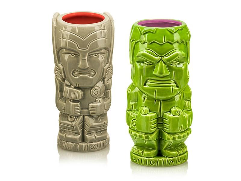 Best Tiki Mugs: Superhero Cups for