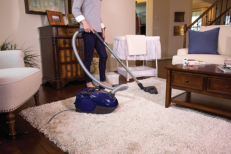 electrolux silent performer vacuum