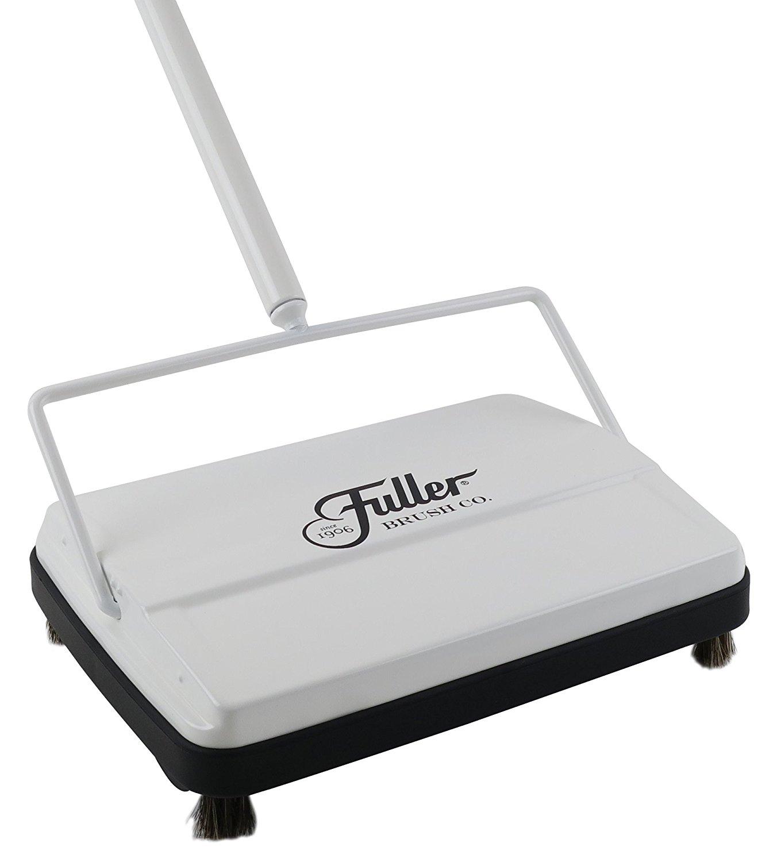 electrostatic sweeper amazon fuller