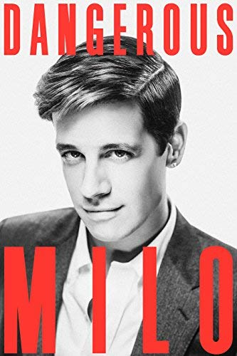 Milo Yannopulous dangerous book read online amazon
