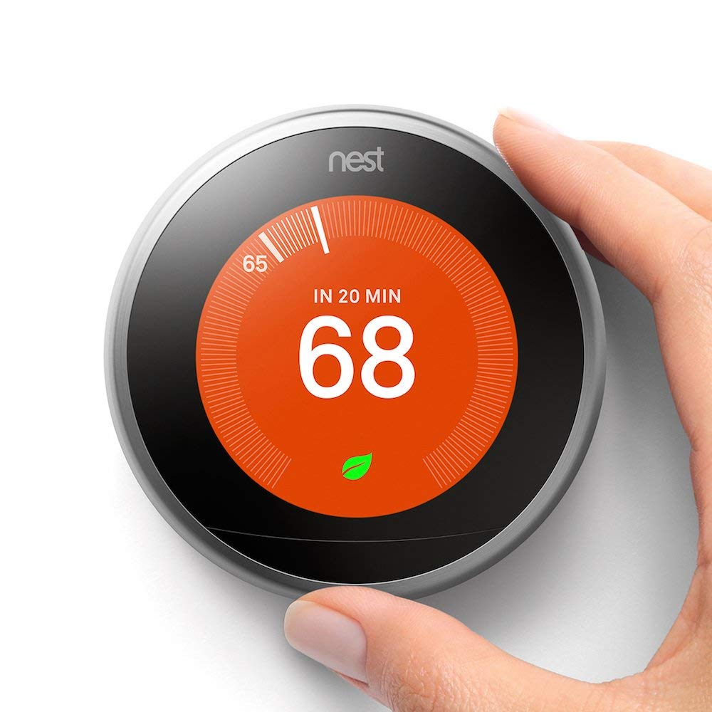 best nest learning thermostat third generation sale amazon deal