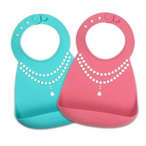 Silicone Bibs Luxcathy
