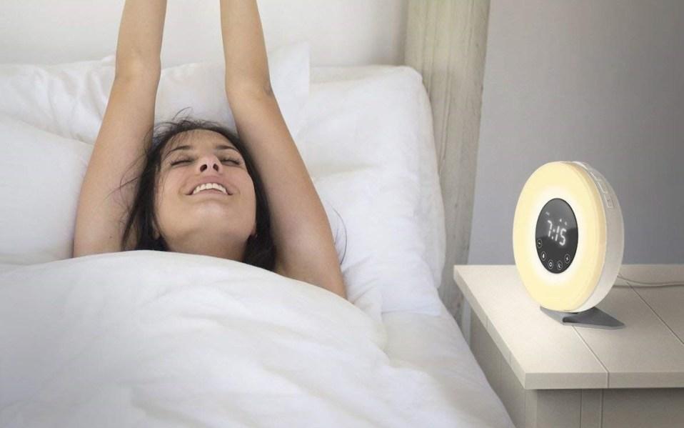best wakeup clock amazon