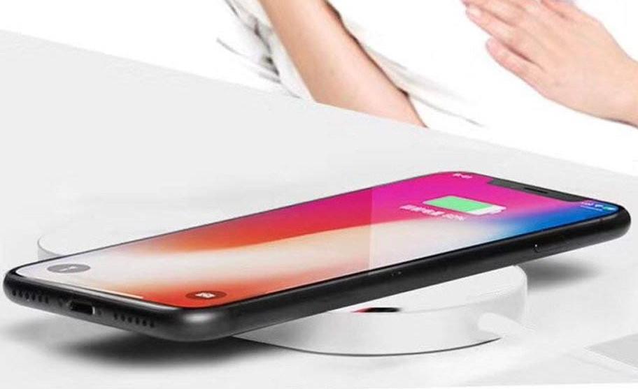 Apple wireless charging pad