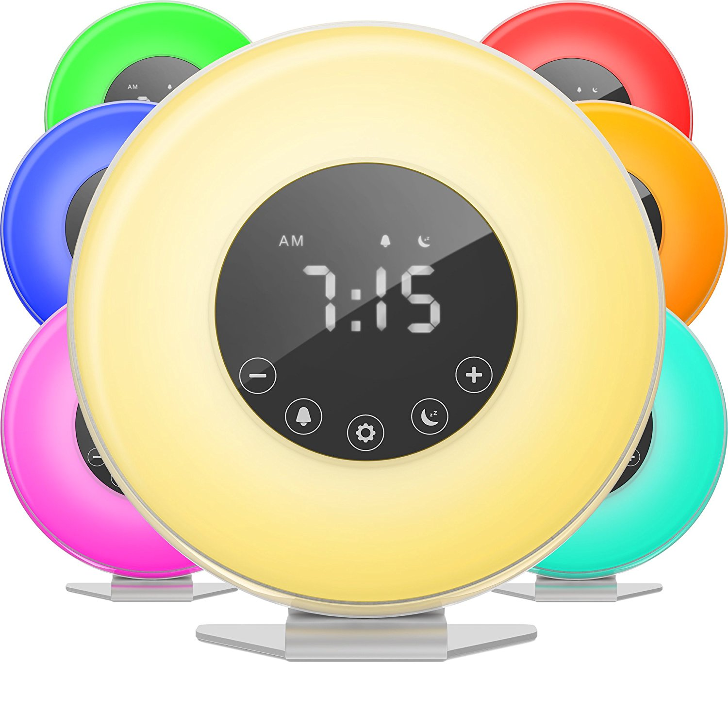 hOmelabs wakeup clock amazon