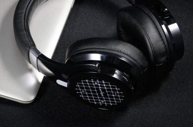 touch control headphones