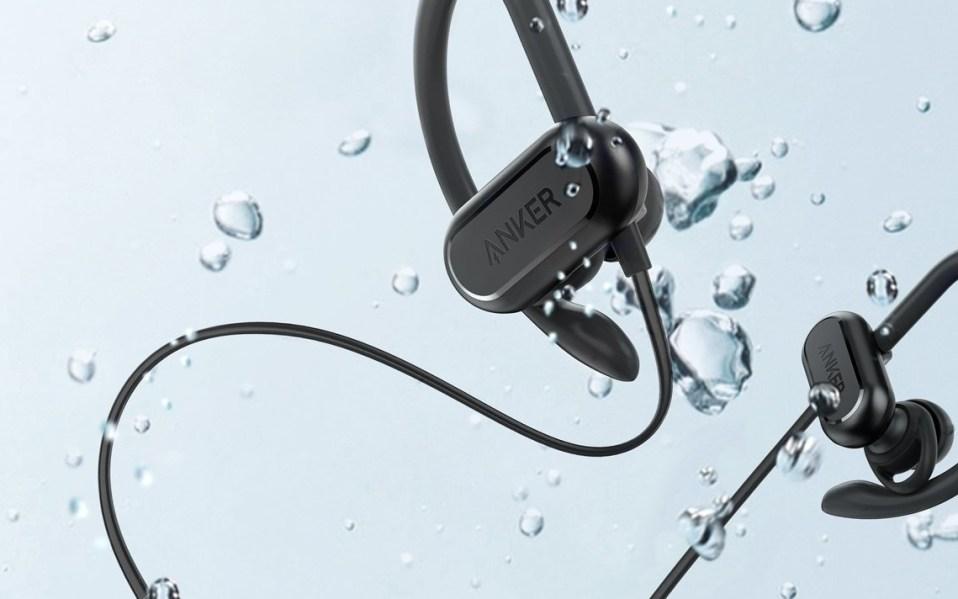 waterproof earbuds anker