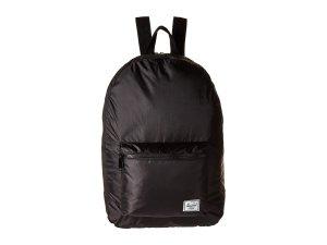 Black Backpack Nylon Herschel