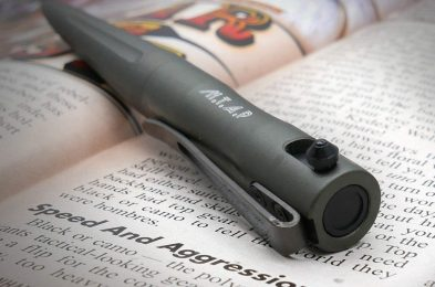 best Tactical Bolt Action Pen