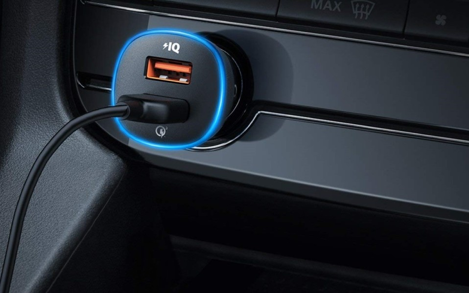 smart car charger amazon