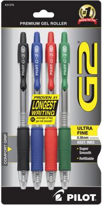 pilot refillable pens