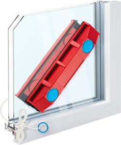 Window Cleaner Magnetic Glider
