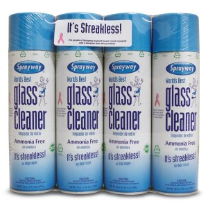 Glass Cleaner Sprayway
