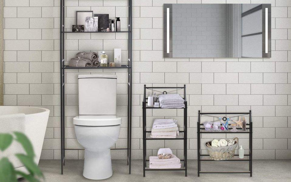 best bathroom towel drying racks amazon