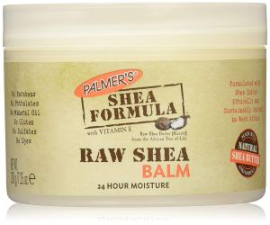 Raw Shea Butter Moisturizer