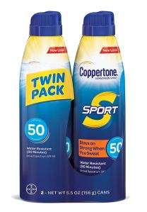 Sunscreen Pack Coppertone