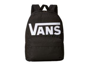 Black Backpack Vans