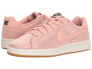 Pink Nike Sneakers sale court royale satin